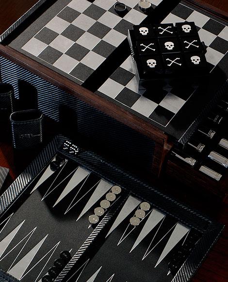 Schachspiel Sutton